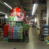 Photo taken at INTERSPAR by Zoli S. on 8/22/2011