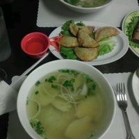 Photo taken at Pho Saigon Noodle & Grill by David L. on 12/19/2011