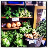 Photo taken at Noosa Farmers Market by Deborah D. on 4/29/2012
