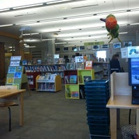 Photo taken at Cameron Village Regional Library by Angela C. on 12/31/2011