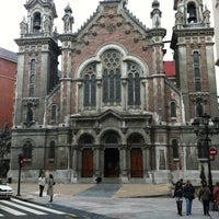 Photo taken at Basílica de San Juan El Real by Moisés C. on 4/22/2012