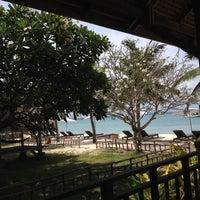 Photo taken at Mooban Talay Resort by Artorino T. on 5/19/2012