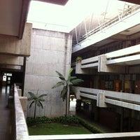 Photo taken at Universidad Rafael Landívar by Lucia G. on 10/24/2011
