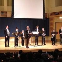 Photo taken at Northeastern Illinois University (NEIU) by Deirdre H. on 3/10/2012
