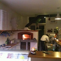 Photo taken at Pizzeria Trattoria Pazzo by Samantha N. on 1/29/2011