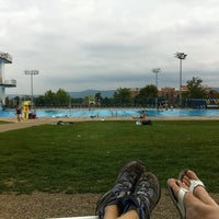 Photo taken at McCoy Natatorium by Renata H. on 9/2/2012