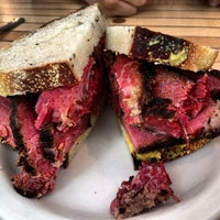 Photo taken at Mile End Delicatessen by Peter C. on 5/22/2012