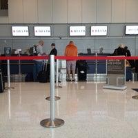 Photo taken at Lehigh Valley International Airport (ABE) by Karen H. on 5/2/2012