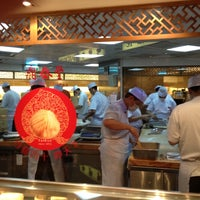 Photo taken at Din Tai Fung 鼎泰豐 by Teresa D. on 5/1/2012