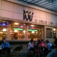 Photo taken at Dog's Café by Ninjaw P. on 9/2/2011
