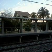 Photo taken at Metro Valparaíso - Estación Villa Alemana by M♥ryncita on 2/13/2012