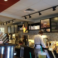 Photo taken at Starbucks by Sandra L. on 9/6/2012