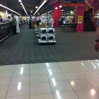 Photo taken at Jarir Bookstore by Khalid A. on 4/16/2012