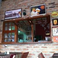 Photo taken at Bar Vero Gusto - Pastel Croc 30 by Camila C. on 7/7/2012