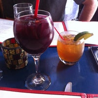 Photo taken at Tapeo Restaurant and Tapas Bar by Sabrina W. on 3/18/2012