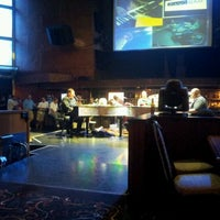 Photo taken at The Piano Bar by GREGG S. on 3/31/2012