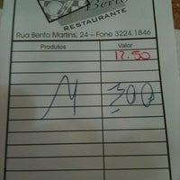 Photo taken at Restaurante Nono Berto by William T. on 6/26/2012
