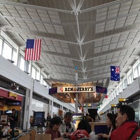 Photo taken at Concourse A by Clara Ximena M. on 4/15/2012