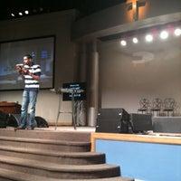 Photo taken at Destiny Metropolitan Worship Church by Phil on 6/14/2012