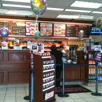 Photo taken at Dunkin Donuts by Matthew C. on 5/11/2012
