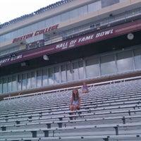 Photo taken at Alumni Stadium by Matthew K. on 7/5/2012