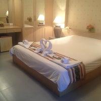 Photo taken at N.B. Hotel by Benjawan M. on 6/8/2012