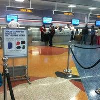 Photo taken at Concourse D by Porfirio P. on 4/29/2012