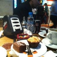 Photo taken at Mood Café by HK on 4/16/2012