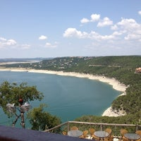 Photo taken at The Oasis on Lake Travis by Taylor B. on 8/23/2012