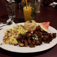 Photo taken at Hash House A Go Go by Derek L. on 6/10/2012