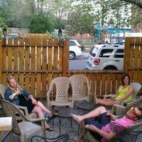Photo taken at Benson's Tavern by Edward M. on 5/27/2012