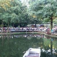Photo taken at Café am Neuen See by Dirk T. on 8/23/2012