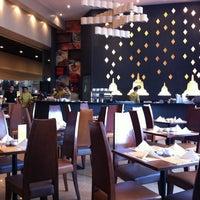 Photo taken at Sop Buntut Bogor Cafe by @paulemas on 9/1/2012