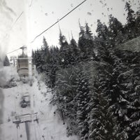 Photo taken at Whistler Village Gondola by Kevin S. on 3/31/2012