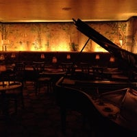 Photo taken at Bemelmans Bar by christine w. on 3/24/2012