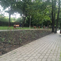 Photo taken at Parcul Sfântul Nicolae by Anna B. on 8/1/2016