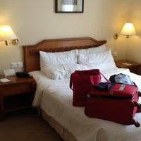 Photo taken at Albert Court Village Hotel by Michelle L. on 7/21/2013