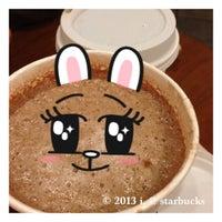Photo taken at Starbucks by 💕i /@yumyum.in.the.tumtum on 2/11/2013
