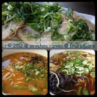 Photo taken at Orochon Ramen by 💕i /@yumyum.in.the.tumtum on 11/4/2012
