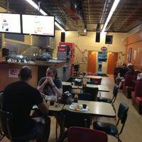 Photo taken at Sabor Latin Street Grill by Brad on 7/15/2013