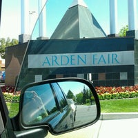 Photo taken at Arden Fair Mall by MYS on 4/20/2013