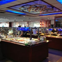 Photo taken at Golden China Super Buffet by Ignacio G. on 5/31/2013