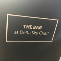 Photo taken at Delta Sky Club by Chris R. on 9/23/2016