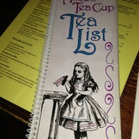 Photo taken at Alice's Tea Cup by Alinka 🐨 on 4/18/2013