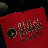 Photo taken at Regal Cinemas Village Park 17 by Chris R. on 12/25/2012