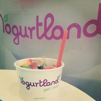 Photo taken at Yogurtland by Cristopher on 2/7/2013
