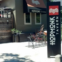 Photo taken at HopMonk Tavern by Raymond H. on 7/10/2013