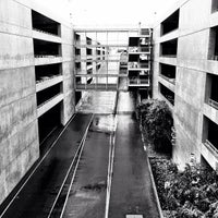 Photo taken at Mickey & Friends Parking Structure by onemike on 2/8/2013