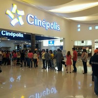 Photo taken at Cinépolis by Christian R. on 7/7/2013