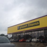 Photo taken at Planet Fitness by Elissa M. on 10/13/2013